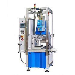 Burst point milling machine single system – semi-automated